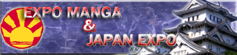 Expo manga & Japan expo...