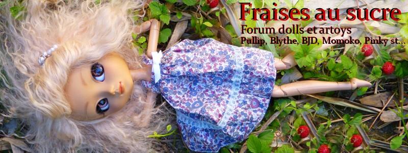 Forum Fraises au sucre