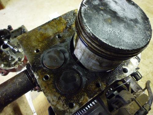 restauration moteur briggs et stratton