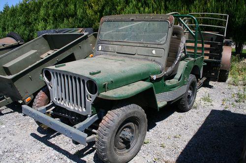 jeep willys a restaurer ma maison personnelle. Black Bedroom Furniture Sets. Home Design Ideas