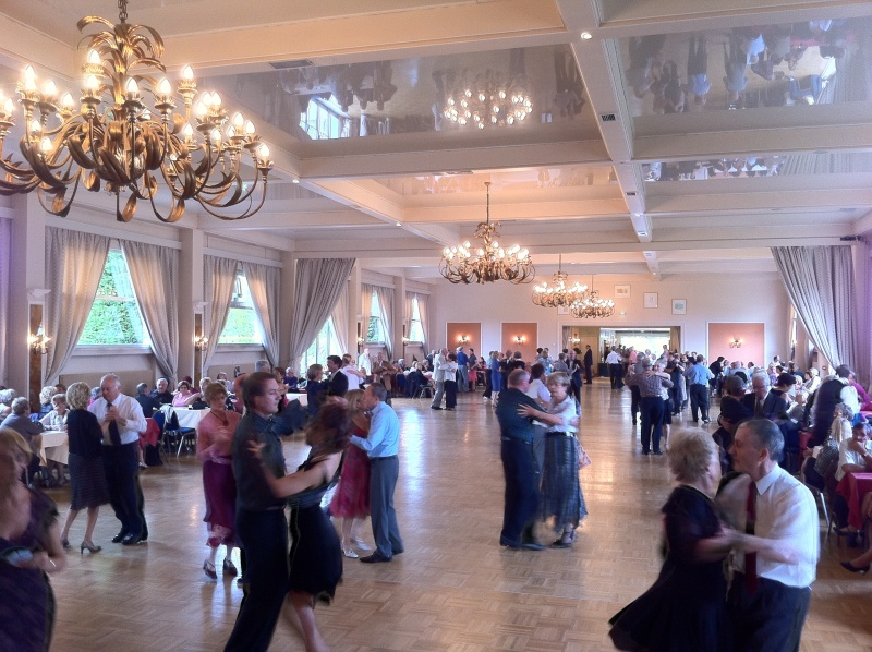 programme thes dansants a coignieres 78