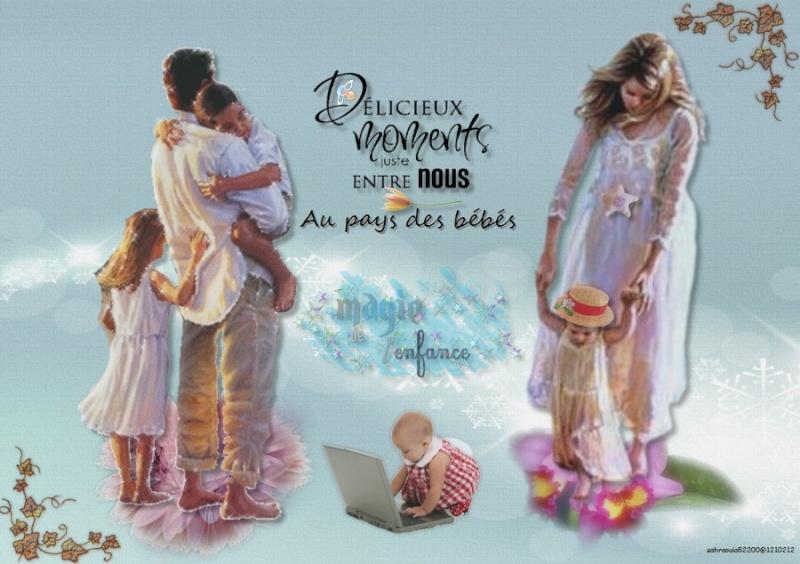 Bébés, Enfants, Mamans, Papas