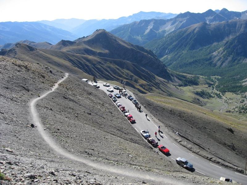 Rallye des villes d 39 eaux 2008 for Haute route des alpes
