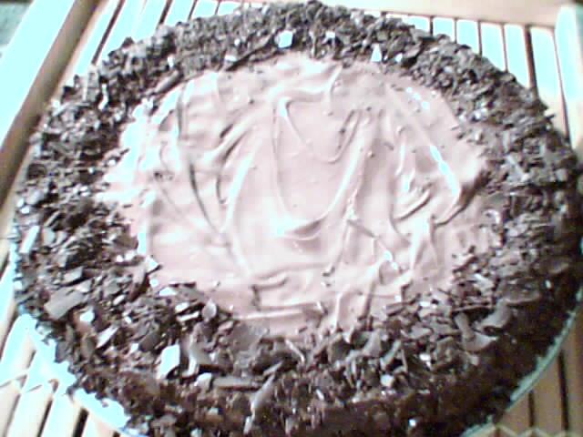 recette en images d un gateau au chocolat fait maison