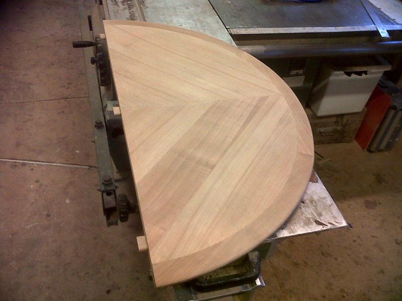 Restauration d 39 une table - Restauration d une table en bois ...