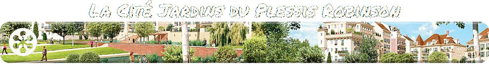 La Cité Jardins du Plessis Robinson