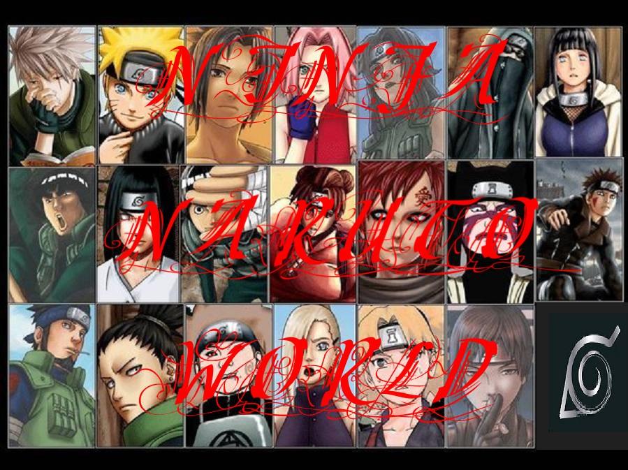 Ninja3Naruto3World