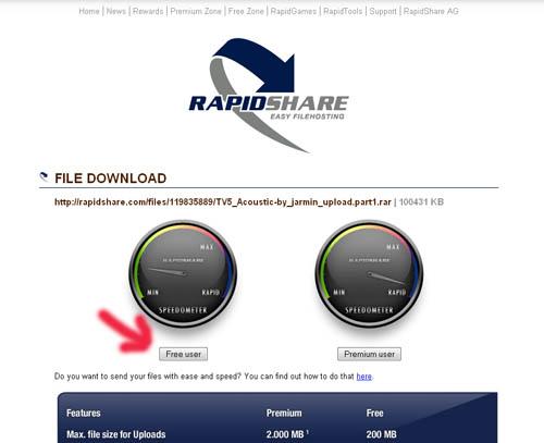 echange standard rapidshare servicefilecloud. Black Bedroom Furniture Sets. Home Design Ideas