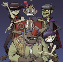 Love is Free: The Gorillaz Slash Haven