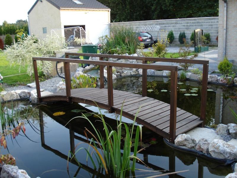 Pont a vendre vendu forum aquajardin bassin ko mare tang - Pont pour bassin ...