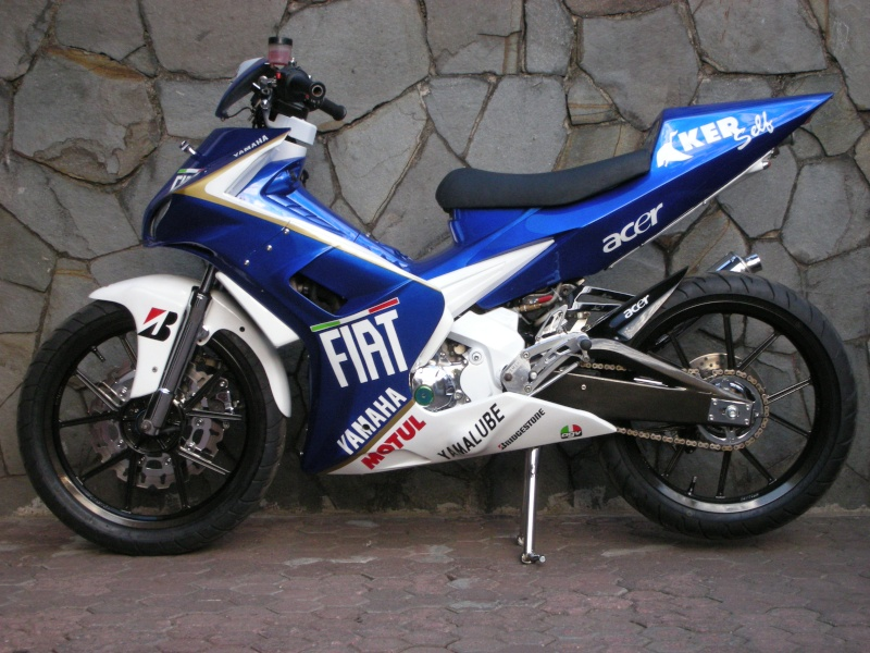 Image of Motor F1zr Modifikasi