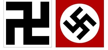 pourquoi les nazis ont choisi la svastika