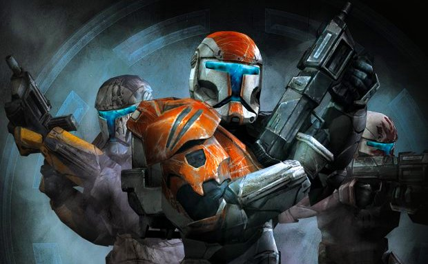 На днях всплыла ностальгия по звёздным войнам, поставил Star Wars - Republi