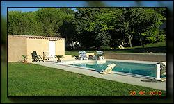 Ma piscine desjoyaux 8 x 4 escalier roman piscines for Robot piscine desjoyaux