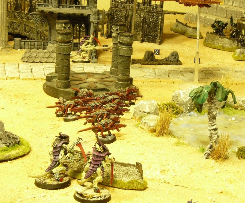 Fabrication Decors Warhammer