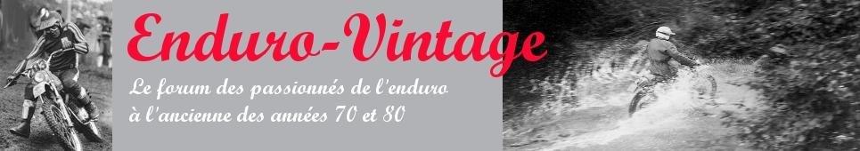 Enduro-Vintage (enduro-vintage et tourisme-vintage)
