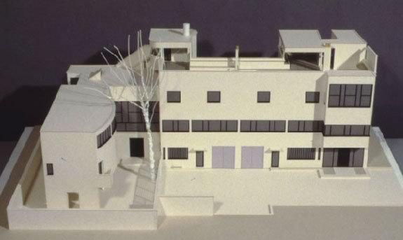 Villa la roche le corbusier 1925 - 10 square du docteur blanche 75016 paris ...