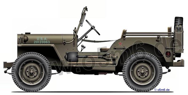 Jeep Willys Pret-Bail (2012)