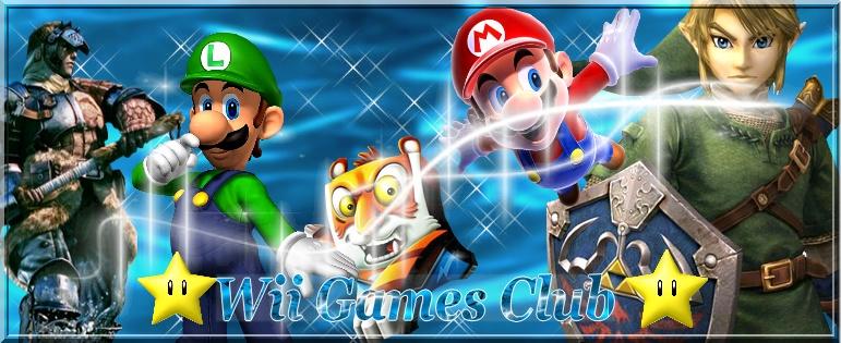 Wii Games Club