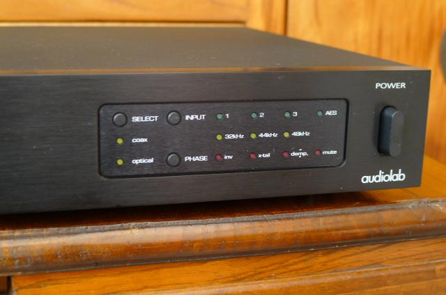 Audiolab 8000dac Mk2 Sold
