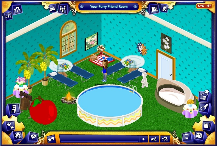 Hotel idea with pictures page 2 bearville insider for Show pool status