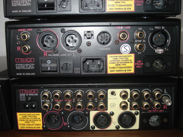 Complete Cyrus Hi Fi System Discmaster Cd Transport