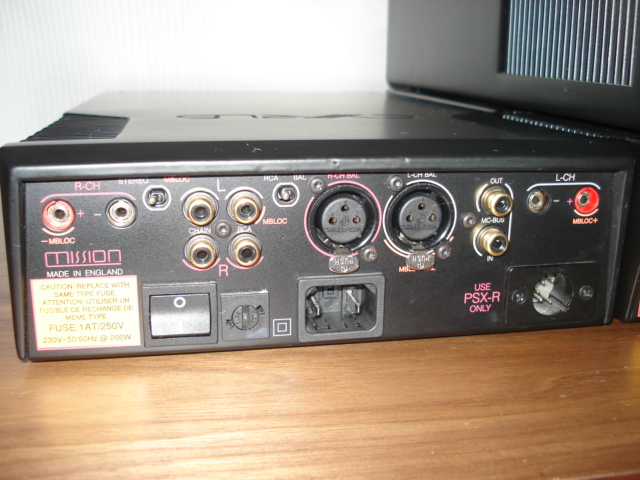 Cyrus Model The Power Power Amplifier 1 Pair Used