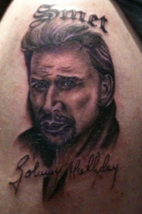 Tatouages Johnny