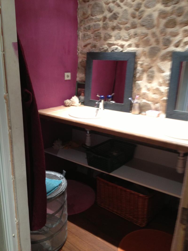Miroirs salle de bain !