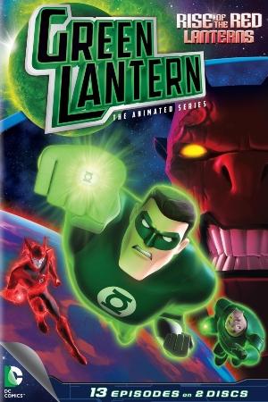 Resultado de imagen para linterna verde la serie animada