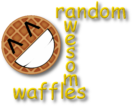 Random Awesome Waffles