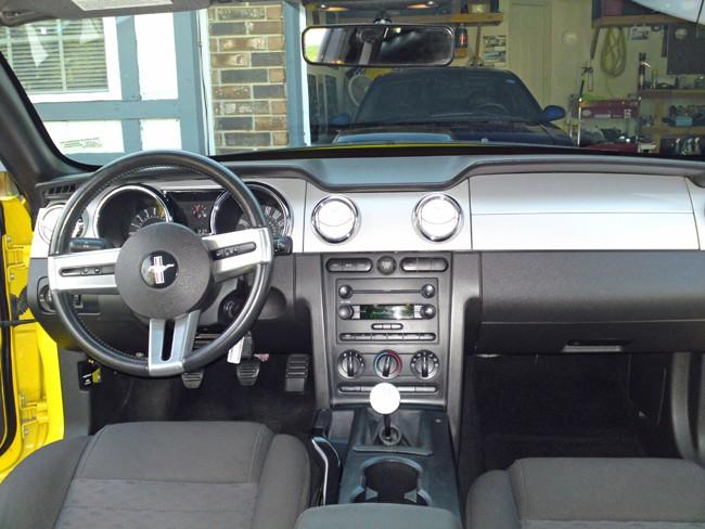 2006 Ford Mustang Gt Boss Style 14900 Broken Arrow