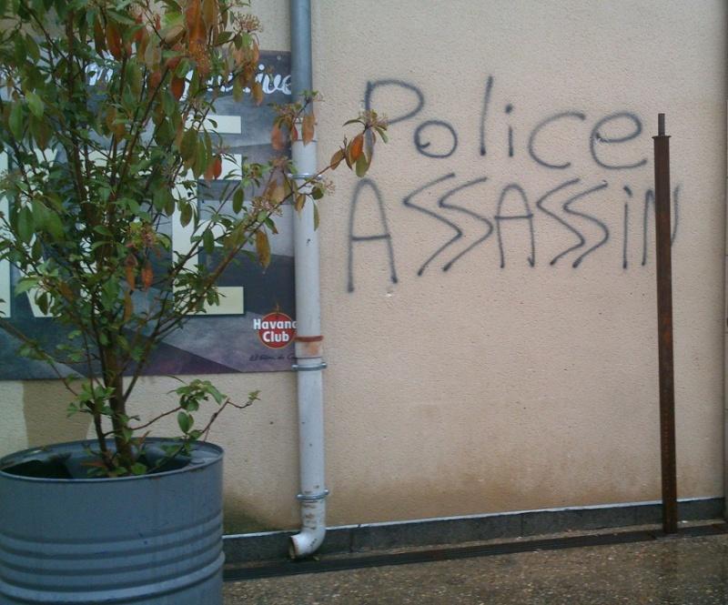 Place Emma Calvé à Millau, le 29/09/2012