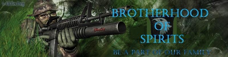 Brotherhood of Spirits