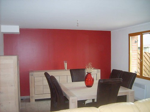 Couleur de peinture pour salle a manger meilleures images d 39 inspiration pour votre design de for Peinture pour sejour