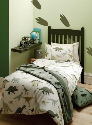 La chambre de mes fils - Deco chambre dinosaure ...