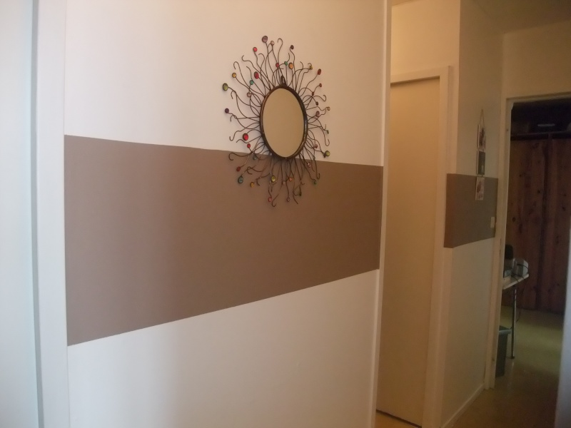 Conseils pour mon couloir for Decoration couloir moderne
