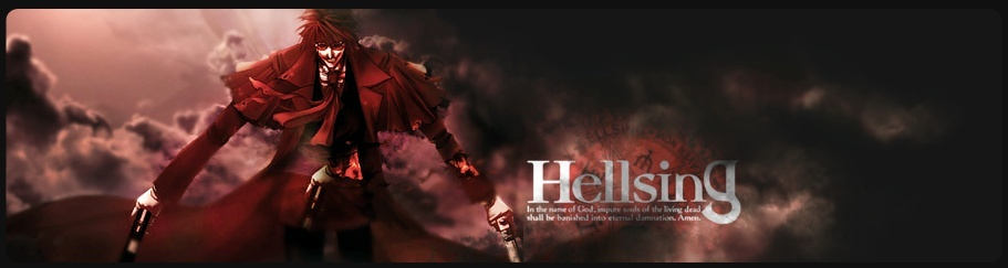 Hellsing: Rest In Peace