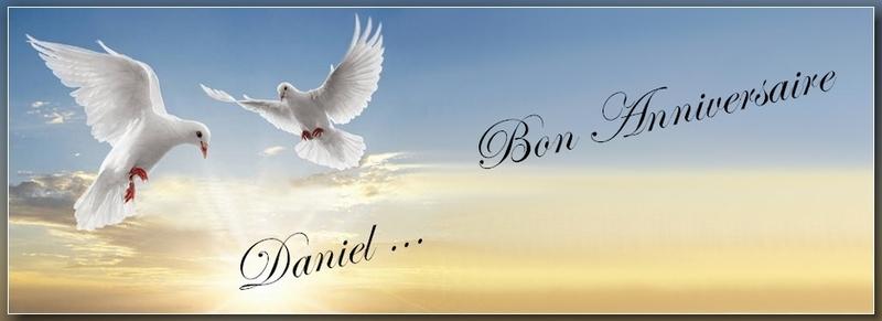 Bon Anniversaire Daniel78 Le Coin Detente