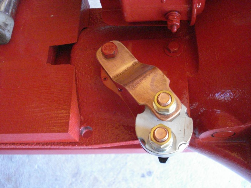 Restauration pony 11 canadien page 4 - Monter un coupe circuit sur une voiture ...