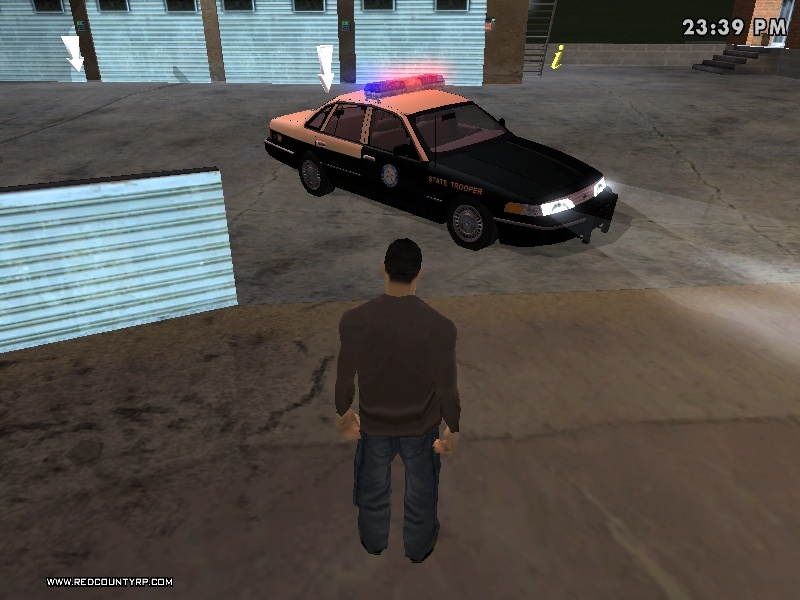 Awesome Mods For Lv And Lspd Car Red County Roleplay