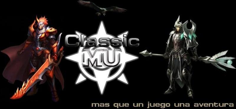 Bienvendios a ClassicMu
