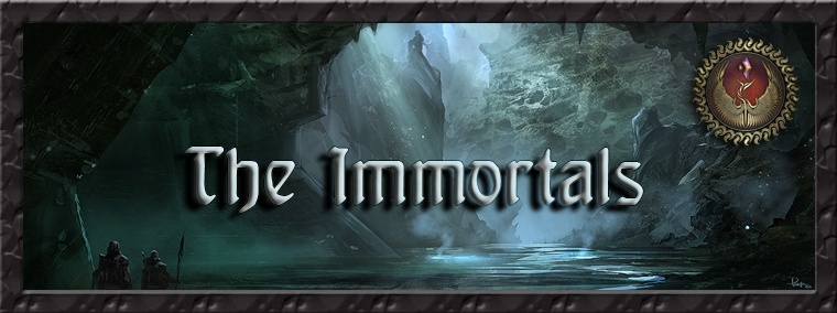 The Immortals - Rift
