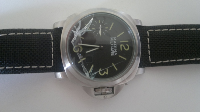 forum horloger forum sur les montres comment d monter une marina militare. Black Bedroom Furniture Sets. Home Design Ideas