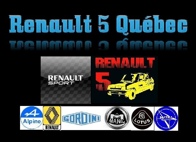 Renault 5 Québec