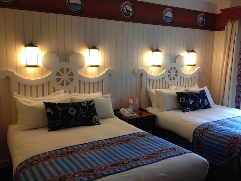 newport bay hotel refurb update disneyland paris forum