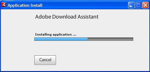 ���� ���� ����� ���� ����� adobe ��������(Adobe Download Assistant )