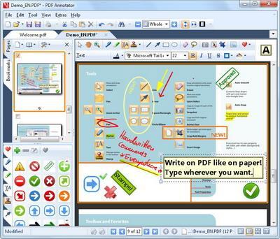 ���� ����� ����� ������ �� ������ ������� ��� ����� �� �� ��PDF Annotator 4.0.0.405