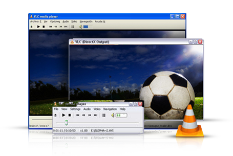 ������� ����� ������ ( 32�64� �����) ������ ����� �����������VLC Media Player 2.0.7
