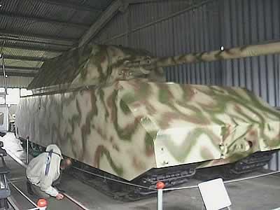 pzkpfw viii maus kubinka tank museum russia. Black Bedroom Furniture Sets. Home Design Ideas